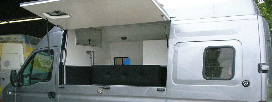 Horsebox Conversions, Skelmersdale, Lancashire, UK