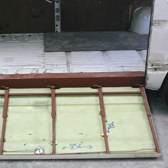 Hamer Horsebox Conversions Full Amp Part Conversions